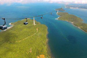 Khám phá tuyến cáp treo dài nhất thế giới tại Phú Quốc