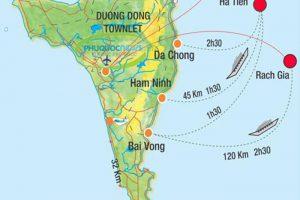 Đi tàu cao tốc Hà Tiên qua Phú Quốc, bạn cần chuẩn bị gì ?