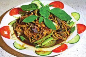 """Bok-lo-hong, món ăn """"độc và lạ"""" ở Hà Tiên"""